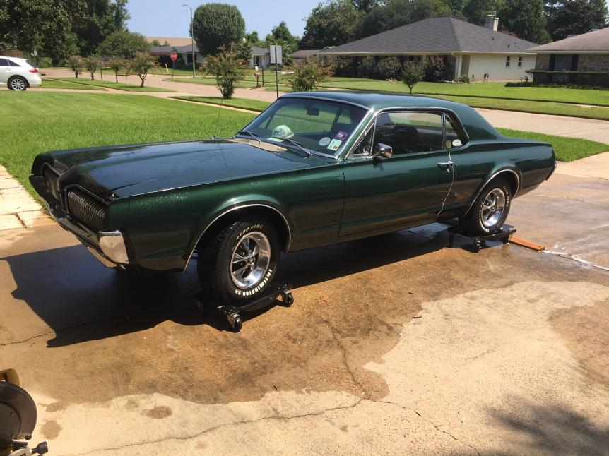 Click image for larger version.  Name:1967Cougar.jpg Views:47 Size:99.8 KB ID:101457