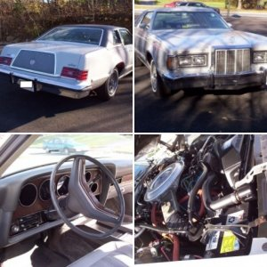 1979 Mercury Cougar XR7  # 1 For Sale Price Reduced