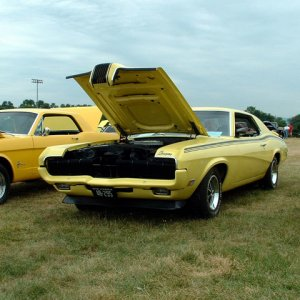 Shot at the Mid-Maryland Ford club show in Walkersville, Maryland