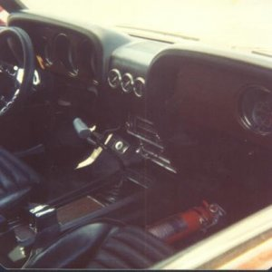 The Boss interior