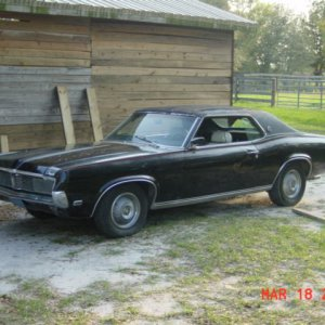 1969 Cougar XR7 California Project