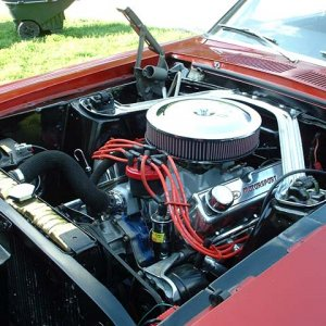 engine bay2