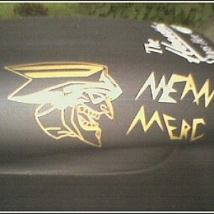 Mean Merc Graphics