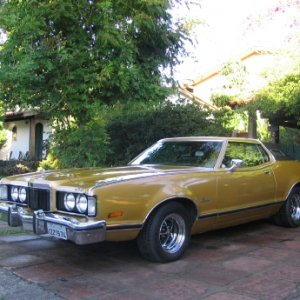 '74 Mercury Cougar in Brazil