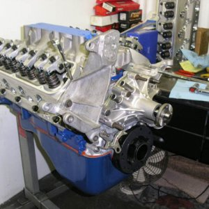 5.0 EFI Long Block