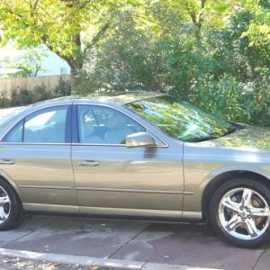02' Lincoln LS8