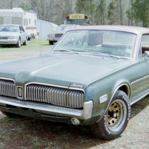 '68 Cougar XR7 For Sale