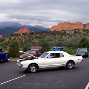2006 Stockers Car Club, Saturday Night Cruise-In At Garden of the Gods