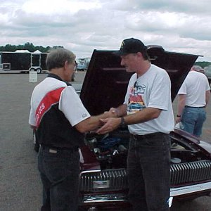 Don Nicholson 2001 Columbus Ford Expo