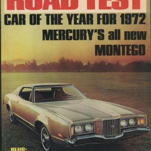 Car of the Year for 72