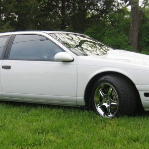 1989 Cougar XR7 - 3.8 Supercharged