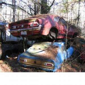 Ford Maverick 73 - very very sad!!