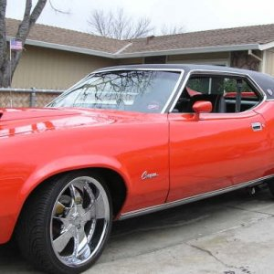 Major's 72 XR7 Coupe
