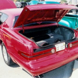 1988 XR-7 at local car show in 2004