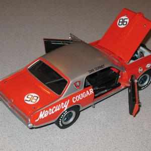 SunStar's Team Cougar 1:18 Scale Diecast
