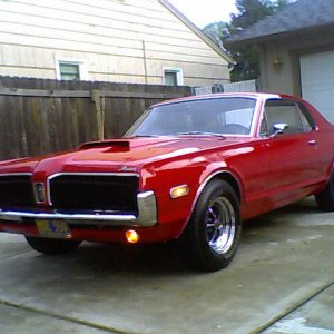 Red Cat 68 Cougar