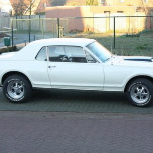 Cougar 68 in Holland, mymusclecar