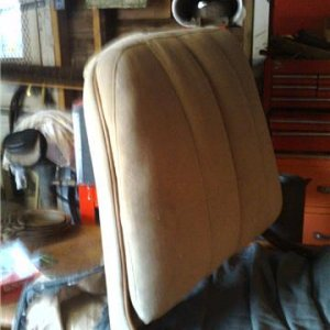 47 chevy coupe front backrest