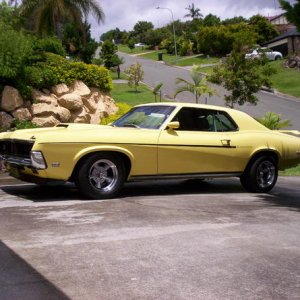 Mercury Cougar Eliminator 009