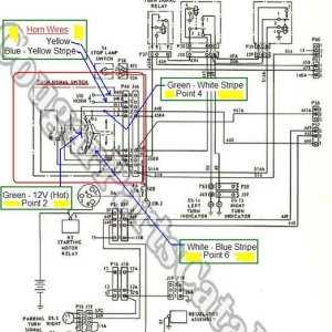 Cougar Selector Switch wiring diagram