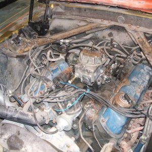 original engine