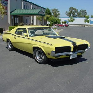 1970 Sunroof Eliminator --- 1 of 100 cars ordered by Hertz with sunroof option.  All of these Hertz cars came with 351-C-4V, AT, AC, PS, PDB, comp. hn